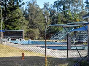 Sign of dry times as Bonalbo Pool closed