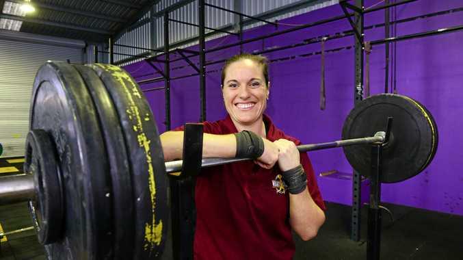 Multi-talented, medal-winning Ipswich sportswoman Deb Acason.