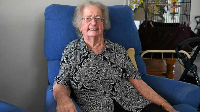 STILL ACTIVE: Ethel Conlan celebrated her 102nd birthday recently.