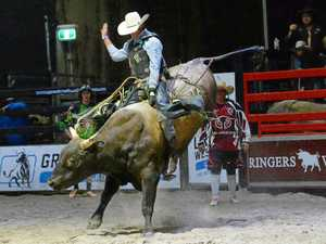 'BRED TO BUCK': Judge defends rodeo, wants to return as bull