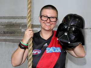 Why Ipswich's 'Darth Vader' will climb Mt Everest