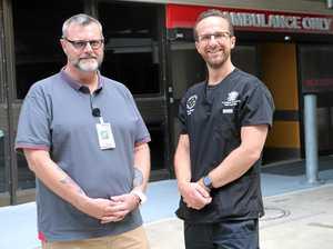 'Same people, same injuries': Hospital trial to combat DV