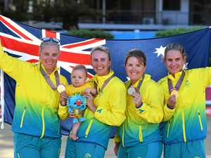 Aussies break 12-year hoodoo to win bowls gold
