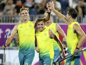 Kookaburras' coach reflects on Commonwealth Games clashes