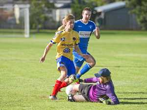 Rockville keeper shines in cup clash