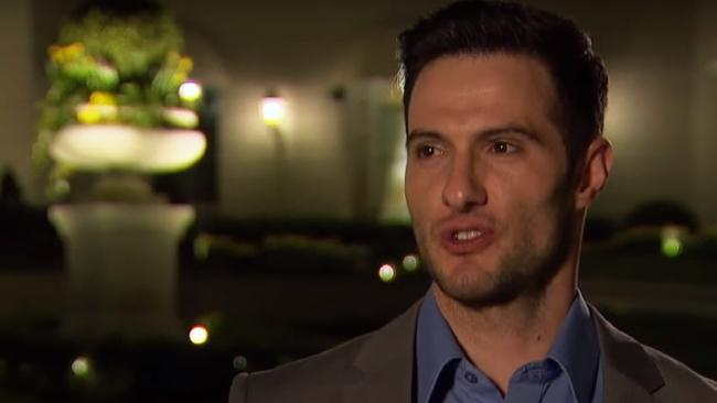 Daniel Maguire gave an infamous exit speech from the US version of The Bachelorette.
