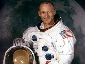 Buzz Aldrin plans to colonise Mars