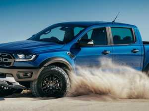 Australian pricing revealed for hardcore Ford Ranger Raptor