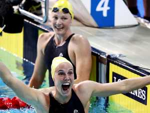 Bronte upstages Cate to claim gold