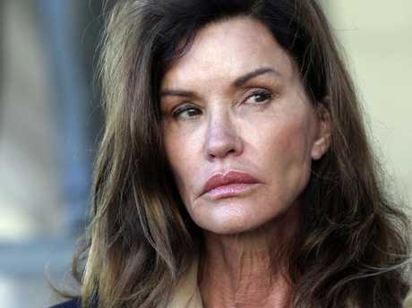 Former model Janice Dickinson is one of the new witnesses, who claims Bill Cosby knocked her out with a pill and raped her in Lake Tahoe in 1982, when she was 27 and Cosby was 45. Picture: AP Photo/Nick Ut, File