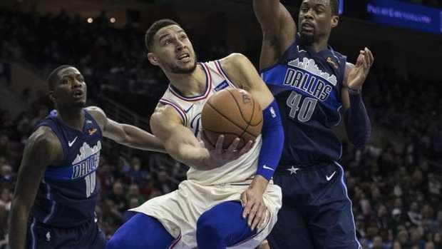 National Basketball Association roundup: 76ers equal record winning streak