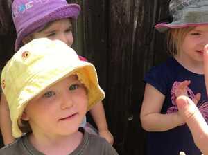 Kindy kids celebrate Commonwealth Games