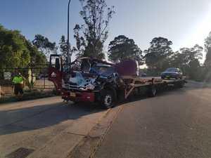 Police investigate fleet after severe crash