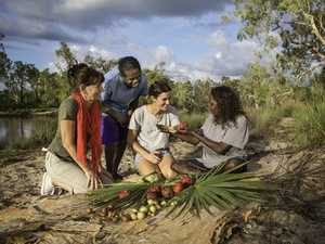 FESTIVAL FUN: Forage, eat, drink and talk bush foods during unique food festival.