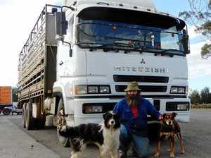 Tassie Truckin': Des Jones