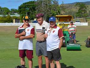 Lockyer Veterans Cricket punching well above their weight