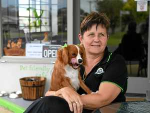 Bundy's new pet-friendly cafe