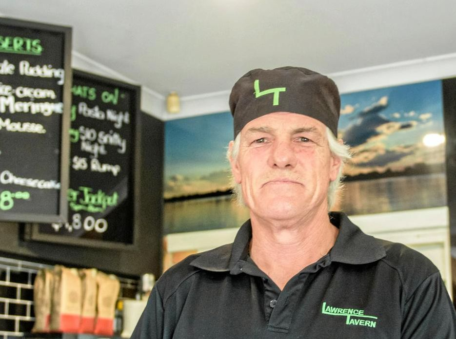 Head chef Gary Archer was a much-respected part of the Lawrence community.