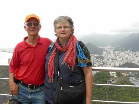 Warren and Judy Martin will travel to Vignacourt.