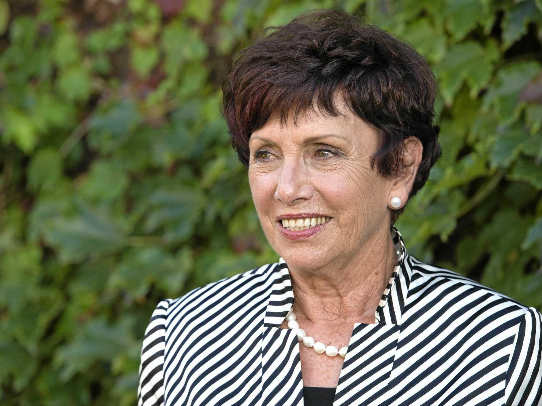 Cr Carol Taylor.