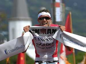 Coast experts help Ironman champion Frodeno back to his best