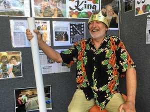 Bruce Vickery's final encore at TAFE