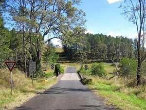 Road closed for bridge renewal