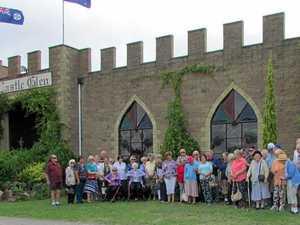 Warwick seniors take trip to Granite Belt