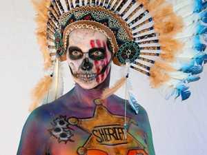 Winners Galore at Australian Body Art Festival 2018