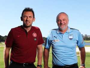 'I didn't get a call': Popovic reveals shock Roos snub