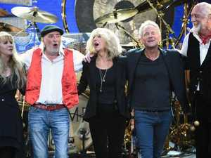 Fleetwood Mac's shock line-up change