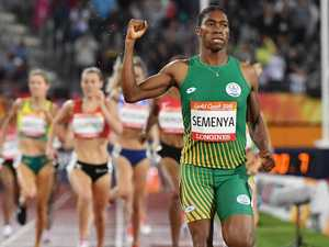 Caster cruises to 1500m gold