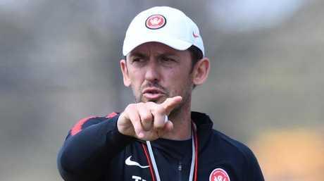 Ex-Western City Wanderers head coach Tony Popovic