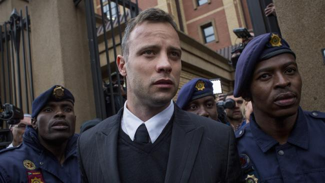 Oscar Pistorius has had an appeal to have his 13-year jail term reduced rejected. Picture: Charlie Shoemaker/Getty Images