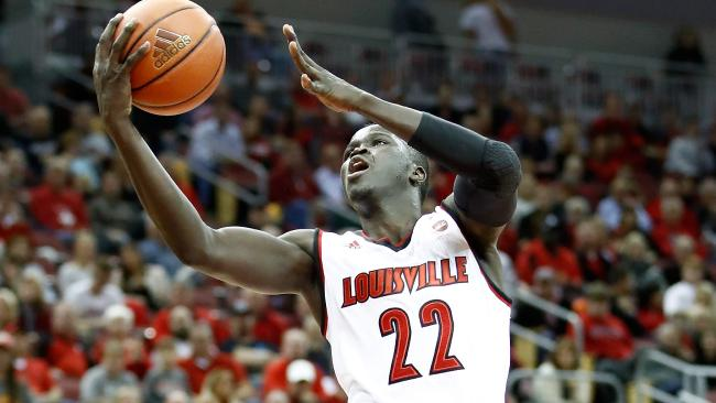 Deng Adel has declared for the NBA Draft.