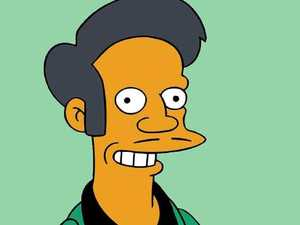 Simpsons' 'sad' response to Apu