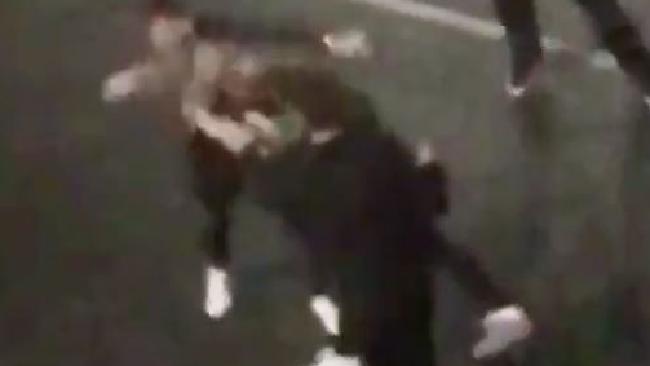 England cricketer Ben Stokes drunken brawl in Bristol.