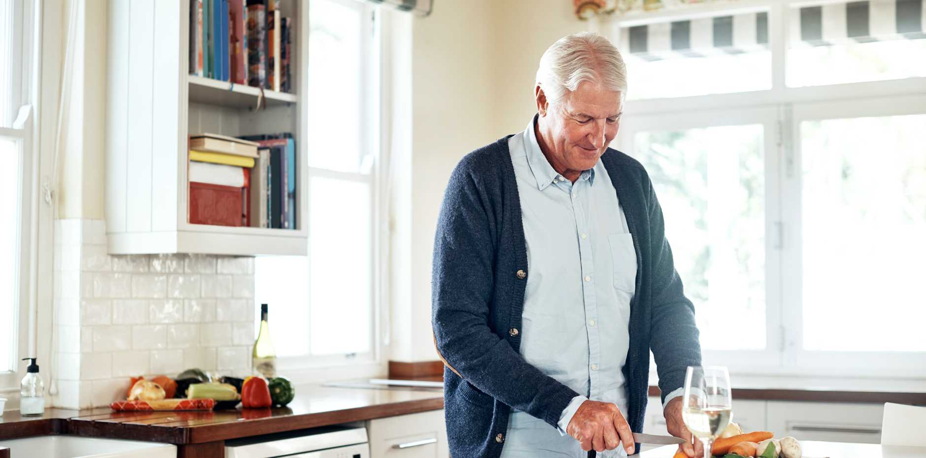EASY EATING: Relax around the kitchen with these great tips.