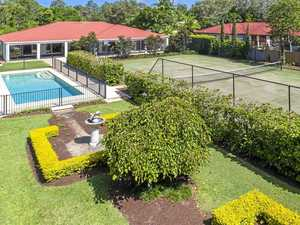 Space and privacy in heart of Noosa