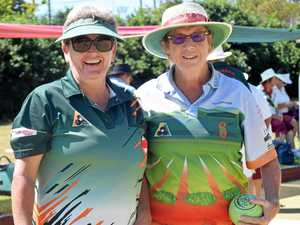 Bowlers pair up for a successful two days