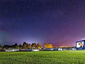 Take a step back in time as drive-in returns to the Coast