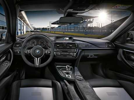 BMW'S manic M3 CS will arrive in June this year priced from $179,900.