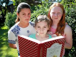 Kids write to council demanding library book return