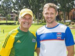 TGS 'legacy' warms elite coach's heart