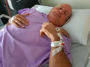 Wilsonton bash victim back in surgery after attack