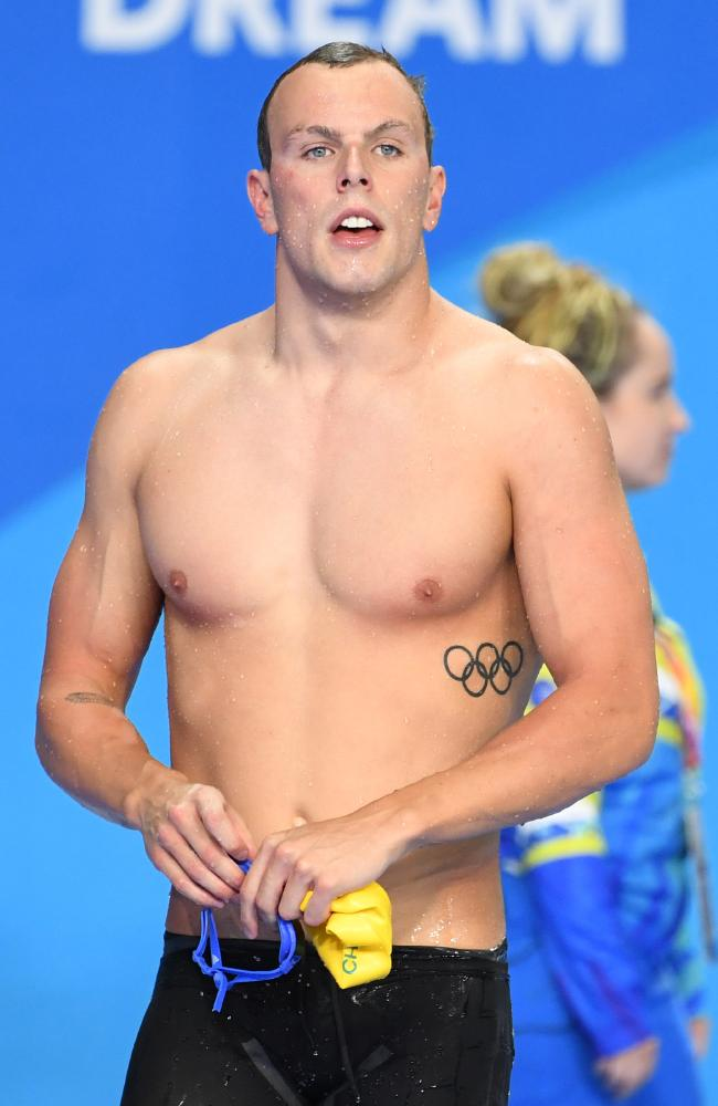 Olympic champion Kyle Chalmers was among the medals on the Gold Coast.