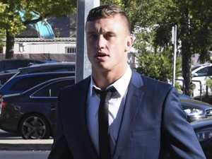 Wighton pleads not guilty to nine charges