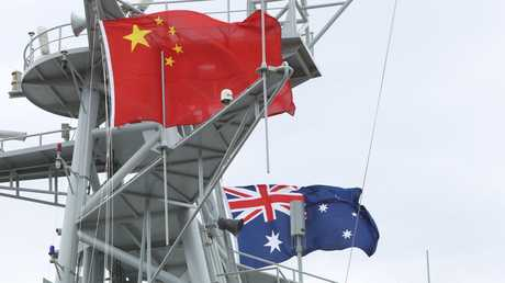 Canberra has reiterated that that Australia will be having none of it if China tries to exert its power in the South Pacific.