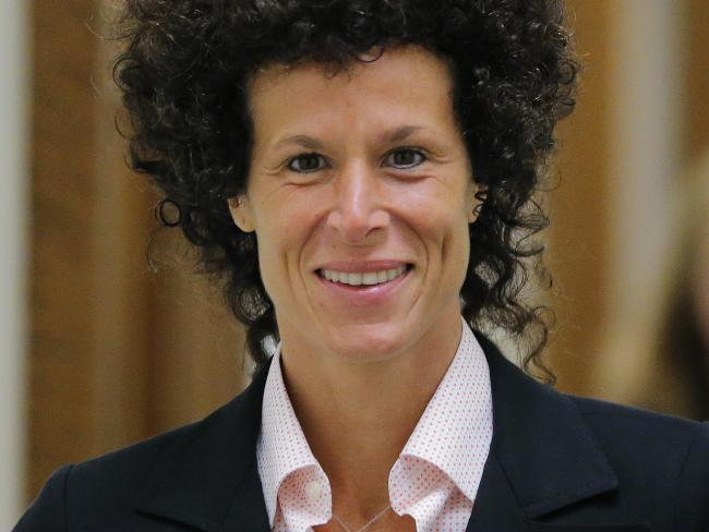 Andrea Constand was 'madly in love with fame and money', according to Mr Cosby's lawyer. Picture: Lucas Jackson/Pool Photo via AP, File