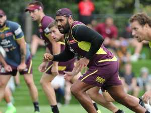 Thaiday: 'Wayne has my back'